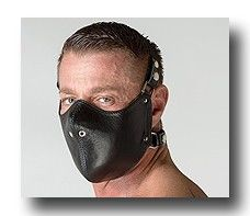 Leather Mouth Restrictor