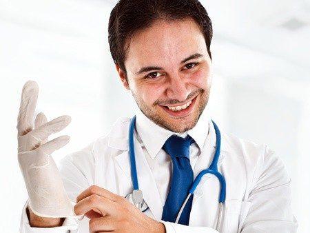 Prostatauntersuchung