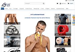 Shop auf lederwerkstatt.com
