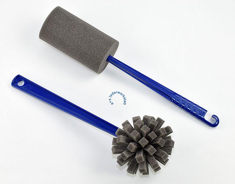 Peniszylinder-Bürsten zur Reinigung